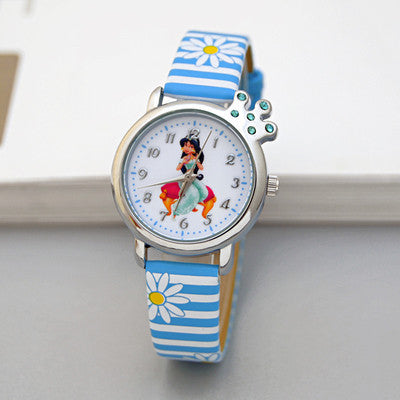 cute leather lovely kids proof products water student watches font sports b children cartoon colors different quartz expression girl