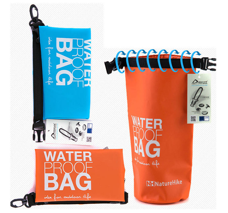 Water Sports Bag Small Ultralight Rafting Bag Waterproof Bag Dry Bag