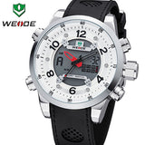 New WEIDE Relogio Masculino Outdoor Sport Watches For Men Quartz Digital Multimeter Luxury Brand Dive Watch 30 Meters Waterproof