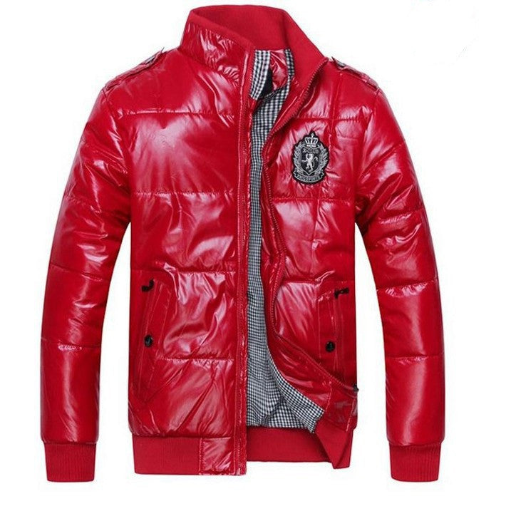 New Arrival Men's Jacket Winter Overcoat Warm Padded Jacket Large Sizes Male Fashion Winter Coat