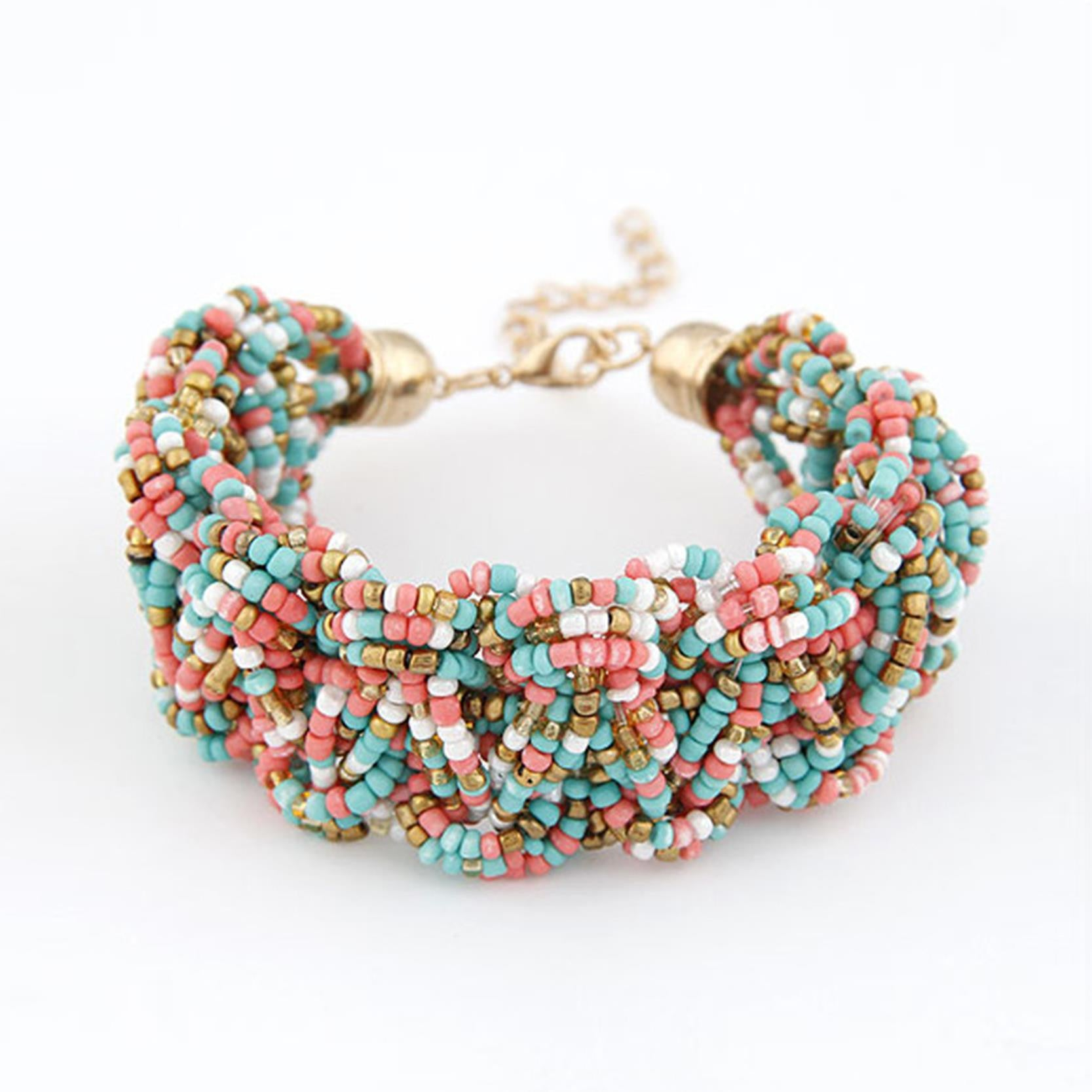 artisan products fredrick pyrite style layered with beads retro amazonite bracelet prince
