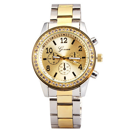 New Fashion Ladies Crystal Diamond Rhinestone Casual Watches Women Beauty Dress Quartz Women Wristwatches Hours Reloj Mujer