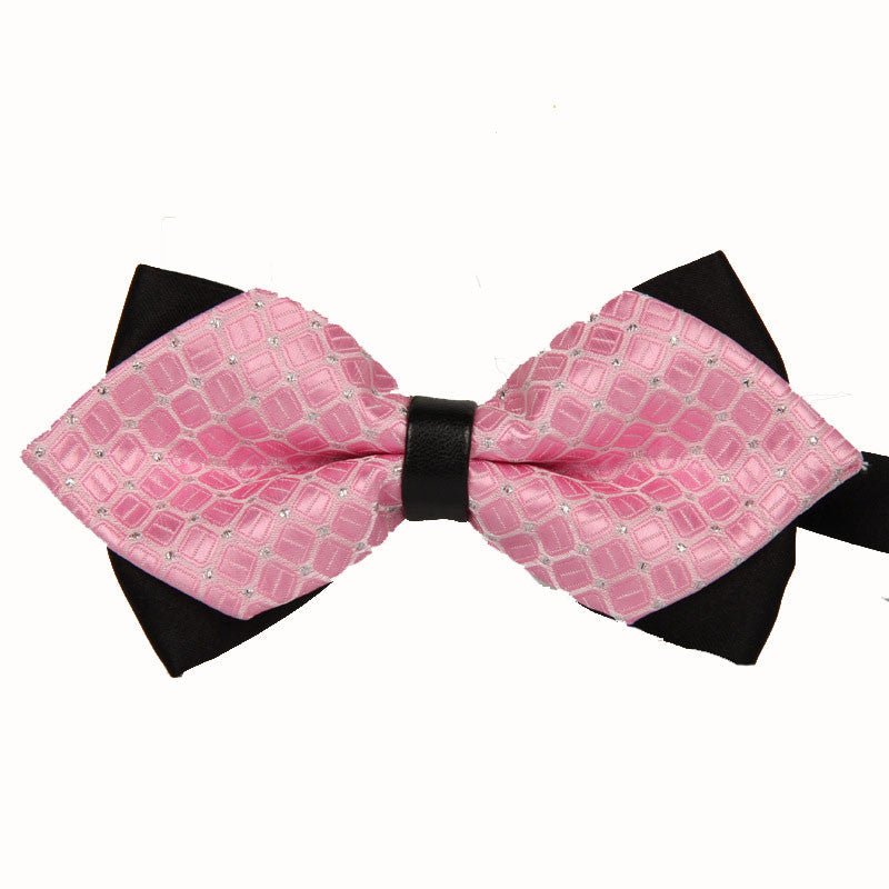 New Formal Commercial Bow Tie Fashion Men Bowties For Boys Accessories Cravat Bowtie