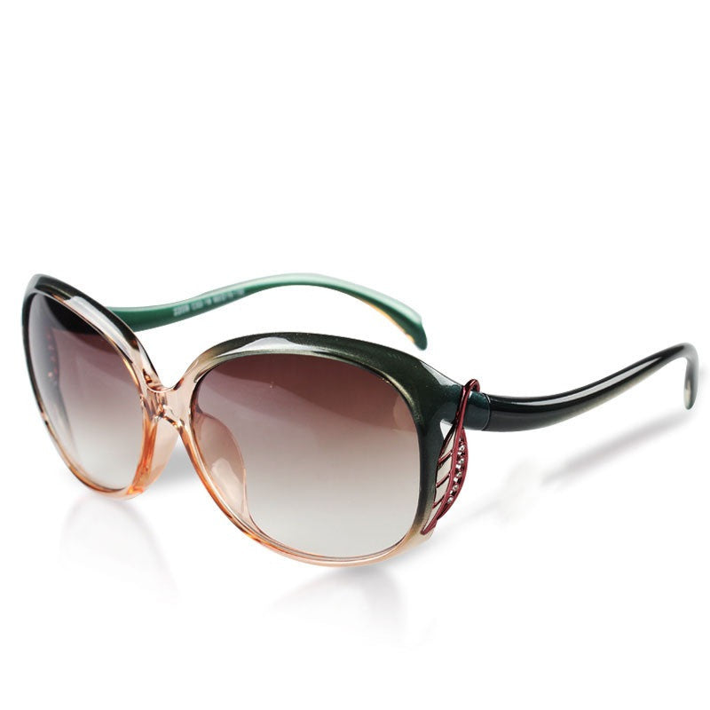 New Women's Sunglasses With Excellent Quality Sun Glasses Innovative Design Glasses Points Eyewear Gafas De Sol Mujer