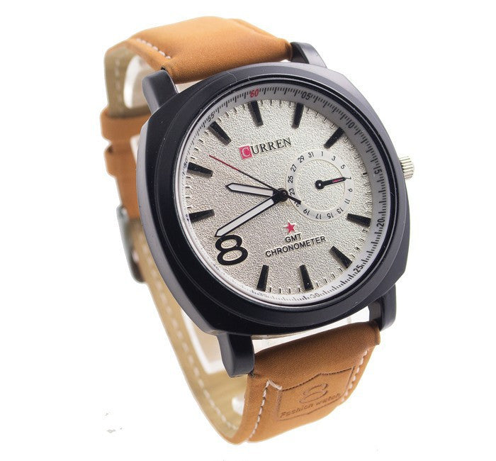 Original Brand Business Man Quartz Watch fashion military Army Vogue Sport Casual Wristwatch quality Relogio Masculino Male