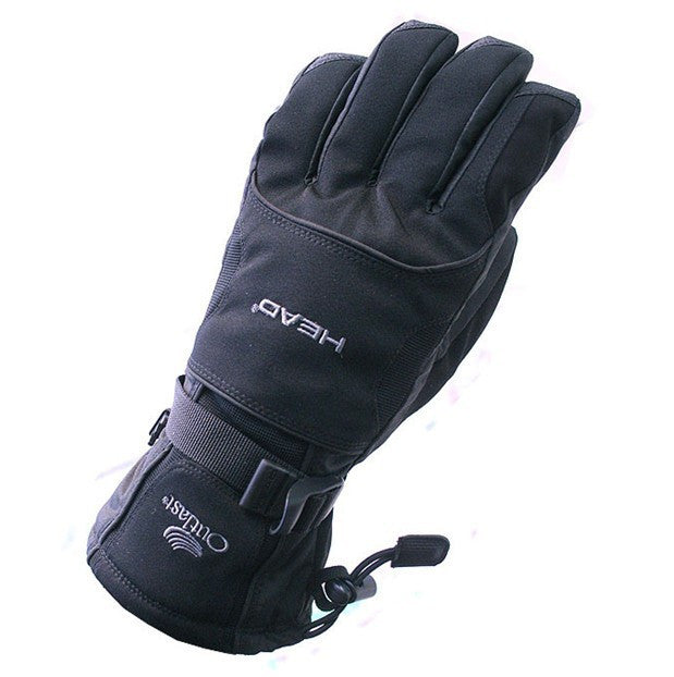 Professional head all-weather waterproof thermal skiing gloves for men Motorcycle winter waterproof sports outdoor