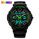 SKMEI Brand Digital Watch Men Sport Watch Dive Wristwatch 50M Waterproof Men's Military Watch relogio digital-watch