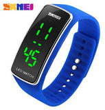Skmei LED Digital Sports Watch Fashion Casual Dress Waterproof Outdoor Watch Dual Time Wristwatch