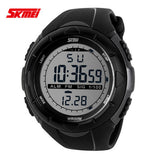 Men Sports Military Watches LED Digital Man Brand Watch, 5ATM Dive Swim Dress Fashion Outdoor Boys Wristwatches
