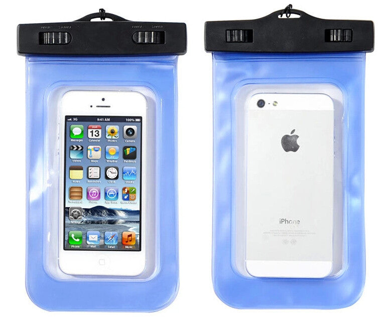 PVC Waterproof Phone Case Underwater Phone Bag Pouch Dry For iphone 4/4s/5/5s For Samsung galaxy s3/s4