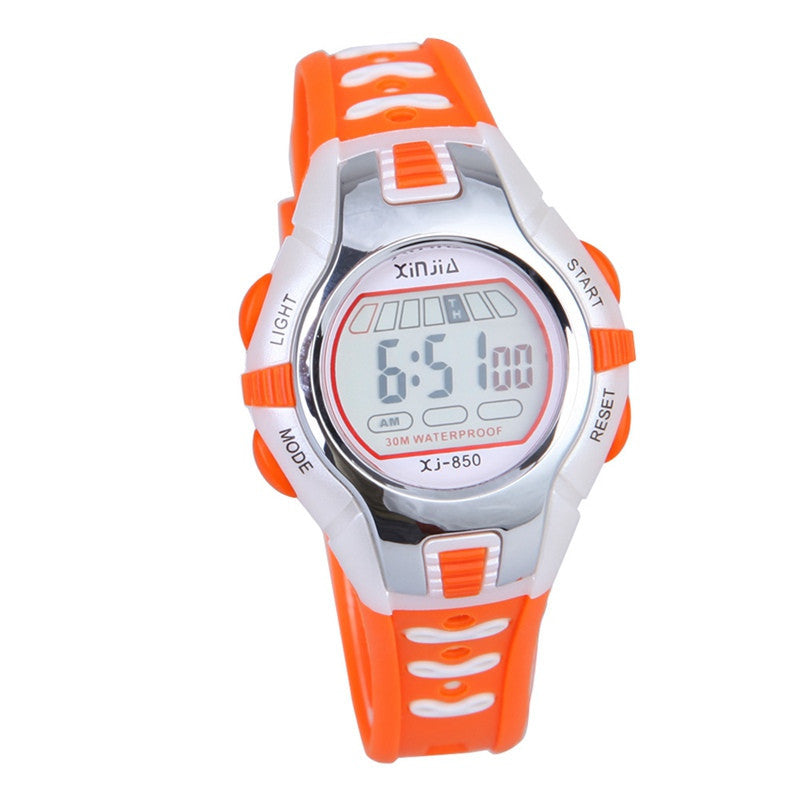 Waterproof Children Boy Digital LED Watch Kids Swimming Sports Wrist Watch Boys Girls Clock Child Gift