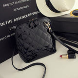 casual small plaid criss-cross handbags high quality ladies party purse women clutch famous shoulder messenger crossbody bags