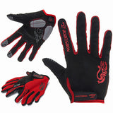 Outdoor fun & sports men motorcycle mtb bike bicycle cycling gloves full finger winter guantes motocross skiing glove