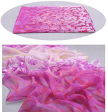 Fashion scarf women's scarf new design long shawl printed cape silk chiffon tippet muffler