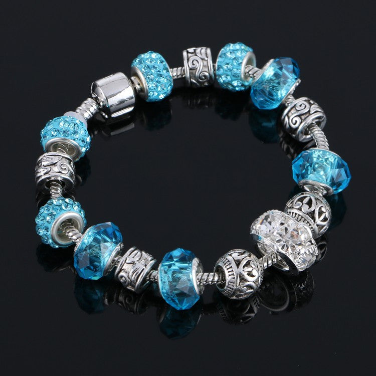 summer style wholesale aliexpress european charm beads fit charm bracelets for women
