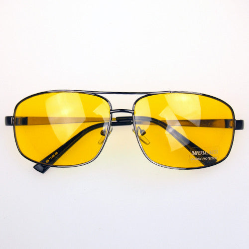 Unisex summer casual eyewear glass Night Driving Glasses Anti Glare Vision Driver Safety Sunglasses
