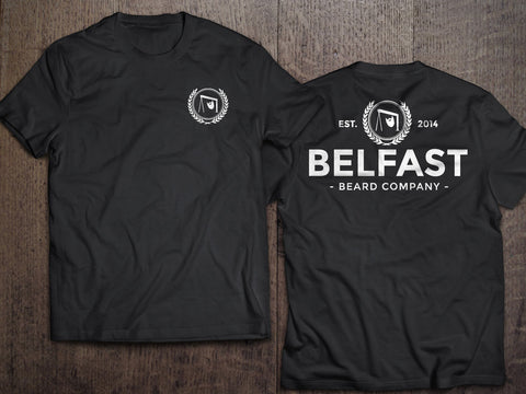 Belfast Beard Co T-Shirt
