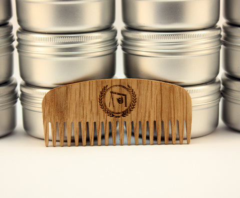 Fine Tooth Beard Comb