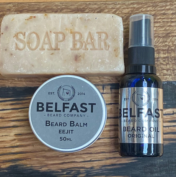 May Special: Oil, Balm & SOAP BAR