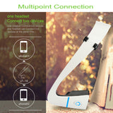Music To My Ears Breakthrough Wireless Bluetooth Ear-Free Listening Headset
