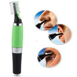 AMAZING MICRO TRIMMER THAT REMOVES HAIR INSTANTLY ON YOUR EYEBROWS, NOSE AND FACE!