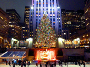 Celebrate the Holidays in NYC: The Free Way