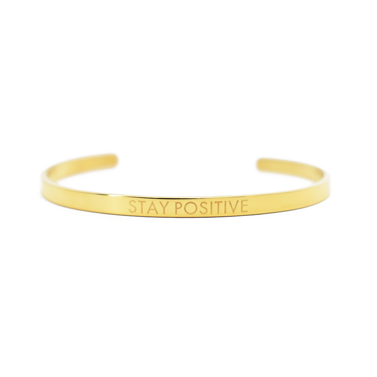AIW Bangle - Stay Positive - Calypso PH