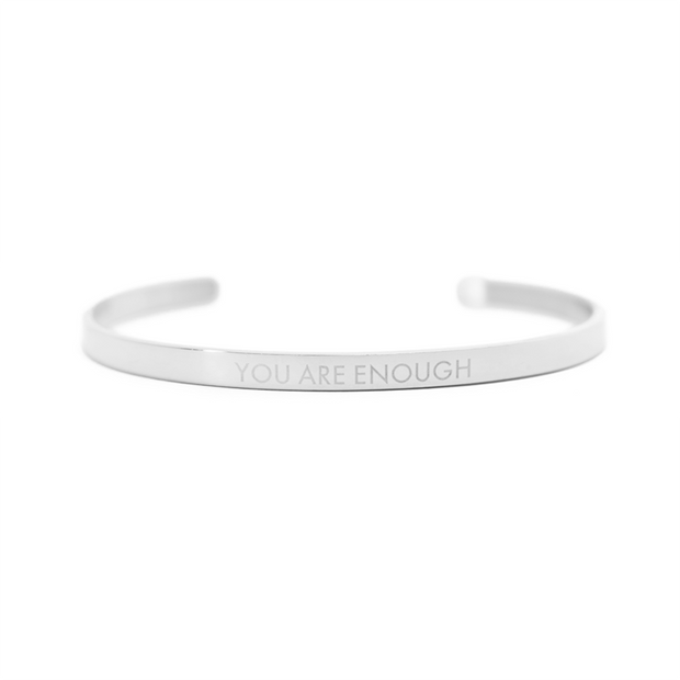 AIW Bangle - You Are Enough