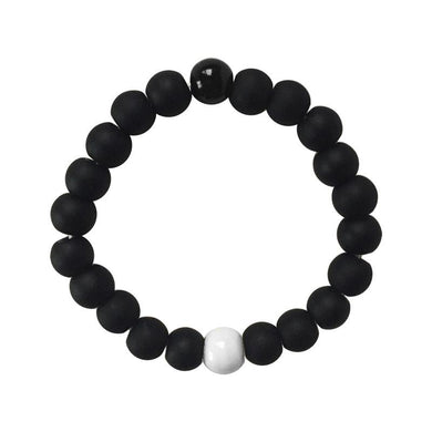 Apollo Bracelet - Charcoal - Calypso PH - Modern Accessories and Apparel - Bracelets and Shirts made from Manila, Philippines