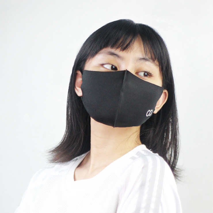 #NewNormal Essential - Adjustable Face Mask Lite - Calypso PH - Modern Accessories and Apparel - Bracelets and Shirts made from Manila, Philippines