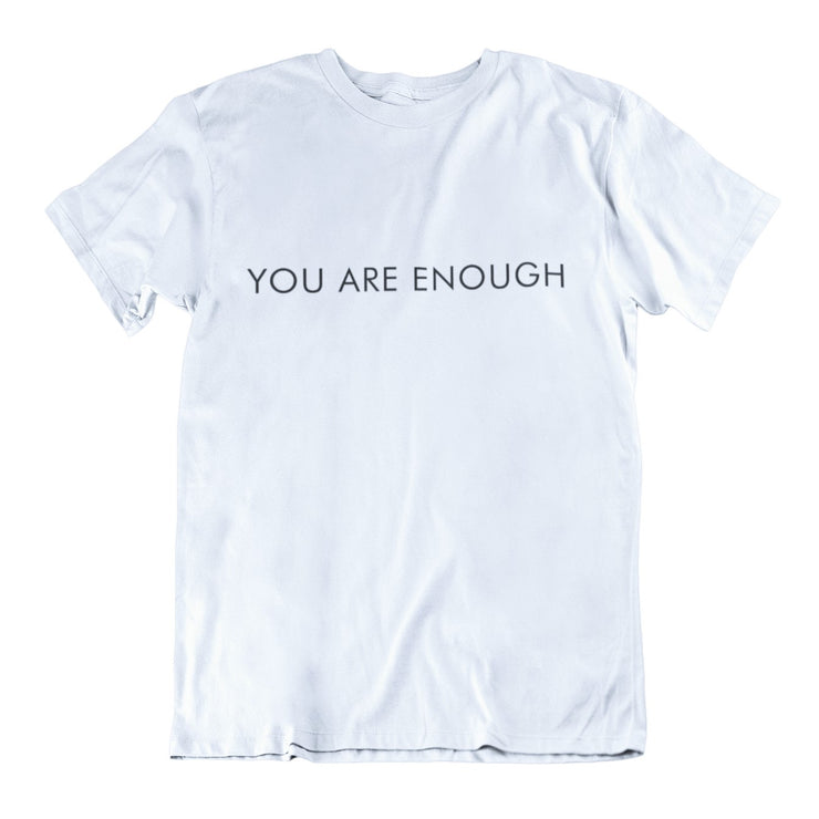 AIW Shirt - You are Enough - Calypso PH - Modern Accessories and Apparel - Bracelets and Shirts made from Manila, Philippines