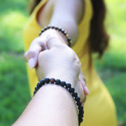 Distance Bracelets - Summer with Valentine Chocolates (4 Pieces) - Calypso PH - Modern Accessories and Apparel - Bracelets and Shirts made from Manila, Philippines