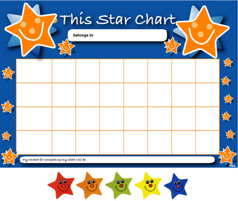 How to use reward charts to boost good behaviour