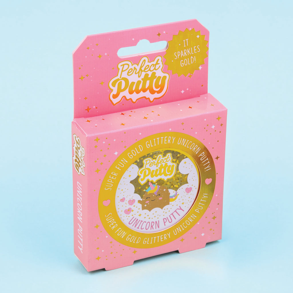 Unicorn Putty - Sparkly Putty