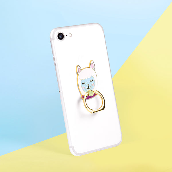 Happy Llama Phone Ring