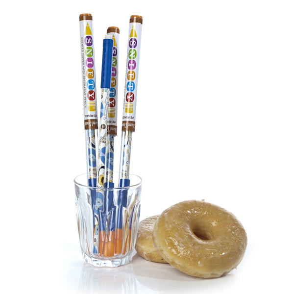 Snifty Scented Pencil Topper - Doughnut