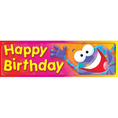 'Happy Birthday!' Bookmarks - 36 per pack