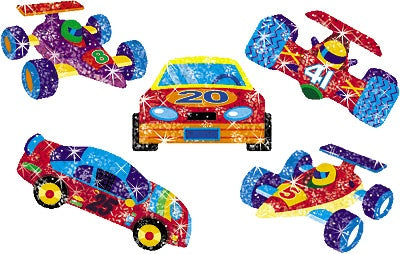 Radical Racers - 80 stickers per pack