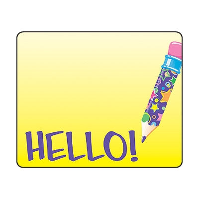 Hello! Name Tags - 36 per pack