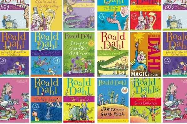 Roald Dahl Book - one from a selection