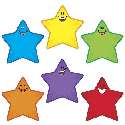Star Smiles Picture Cards - variety pack for School and Home!