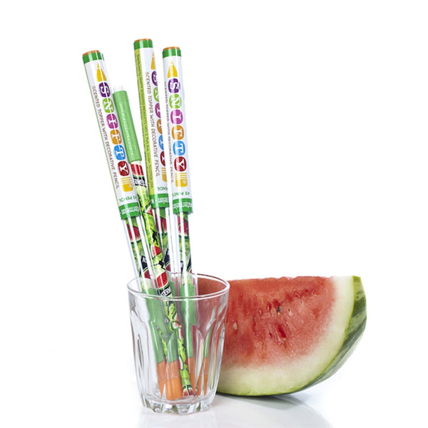 Snifty Scented Pencil Topper - Watermelon