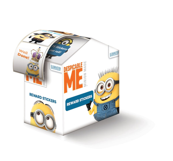 Reward Sticker Dispenser - Despicable Me