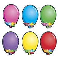 Bright Balloons Cards