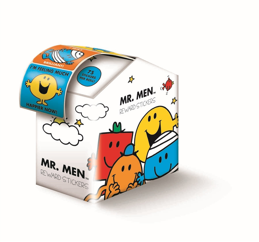 Reward Sticker Dispenser - Mr Men