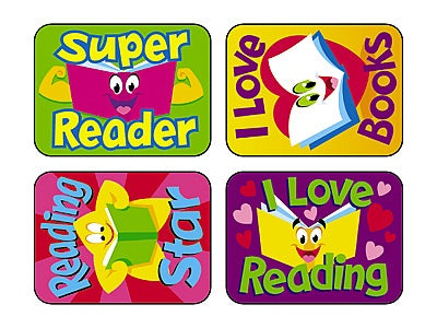 Reading Rewards - 100 stickers