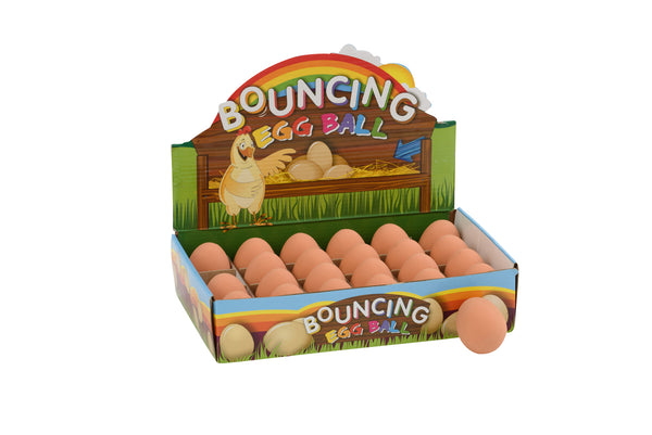 Bouncing Egg Jet Ball