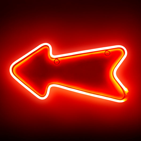Neon Arrow Light