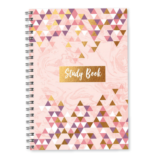 Study book with dividers