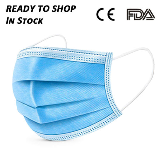 Face Mask - Type 2 - CE registered.  Pack of 50.